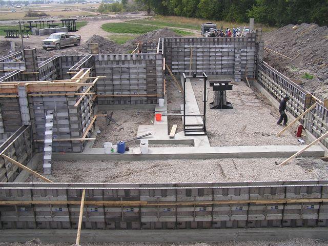 Horizon With Cement : Horizon concrete services
